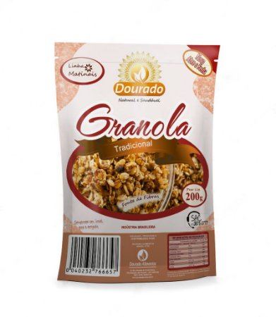 Granola Tradicional 200g