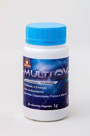 Suplemento Multiox  30 cápsulas