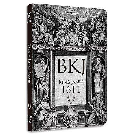 BKJ 1611 Ultra Fina Lettering Bible Clássica