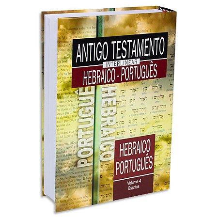 AT Interlinear Hebraico-Português Vol 4