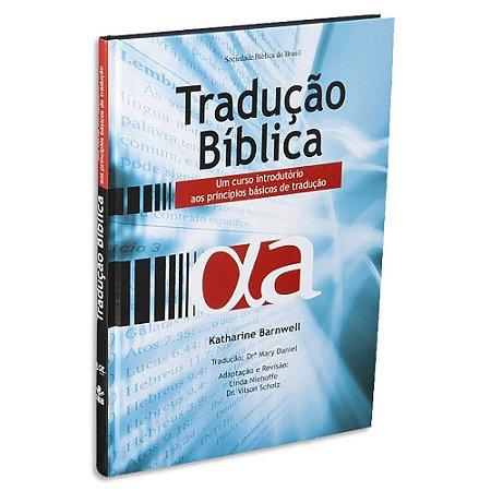Tradução Bíblica