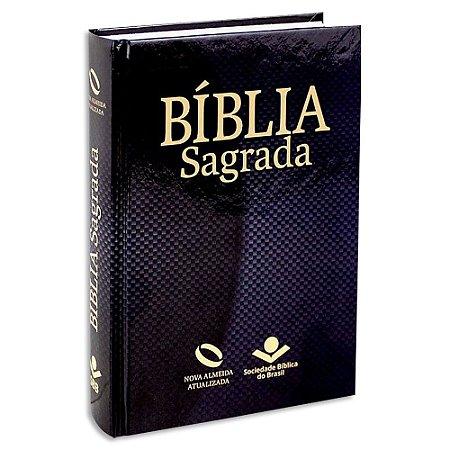 Bíblia Sagrada NAA Letra Maior Capa Dura