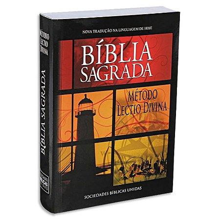 Bíblia NTLH com método Lectio Divina