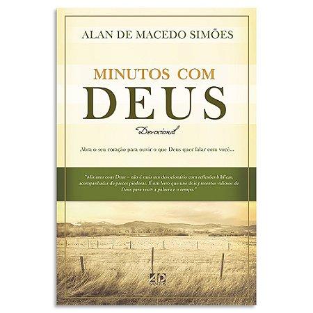 Minutos com Deus - Alan de Macedo Simões