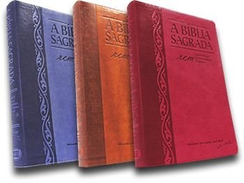 Bíblia Sagrada RCM Almeida Corrigida Fiel ACF