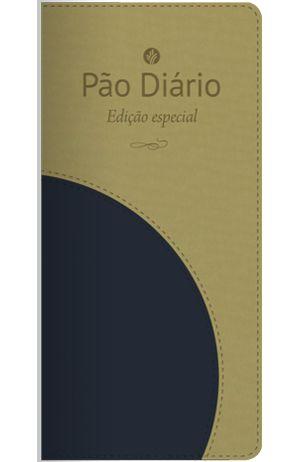 Pão Diário Devocional Edição Especial Luxo de Bolso