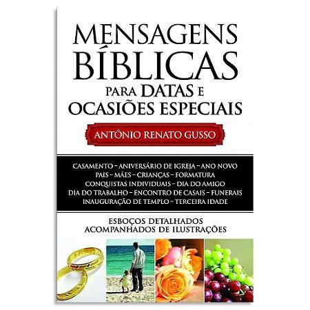 Mensagens Bíblicas para Datas Especiais e Ocasiões Especiais