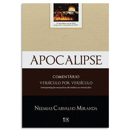 Apocalipse Comentário Versículo por Versículo