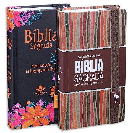 Bíblia NTLH tipo carteira