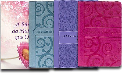 A Bíblia da Mulher que Ora NVI