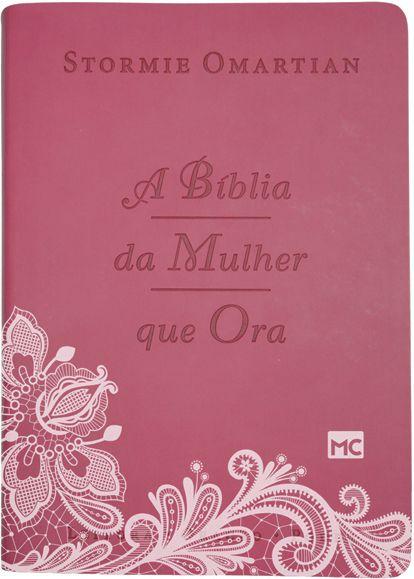 A Bíblia da Mulher que Ora - Almeida Revista Corrigida
