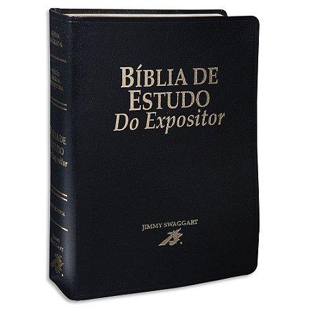 Bíblia de Estudo do Expositor Jimmy Swaggart
