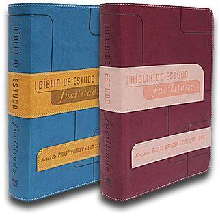 Bíblia de Estudo Facilitado | Bíblia NVI