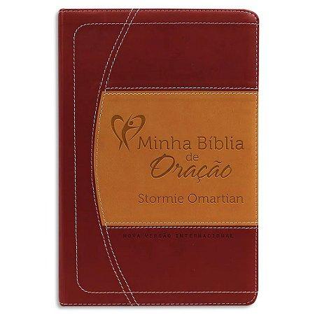 Minha Bíblia de Oração NVI Stormie Omartian