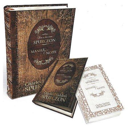 Dia a Dia com Spurgeon Box Presente