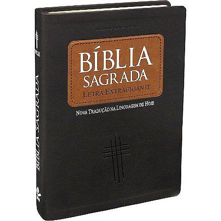 Bíblia NTLH Letra Extragigante