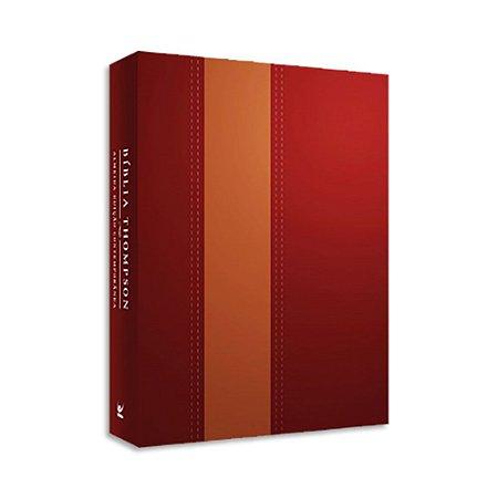 Bíblia Thompson Almeida Edição Contemporânea