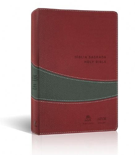 Bíblia Bilíngue NVI Português-Inglês