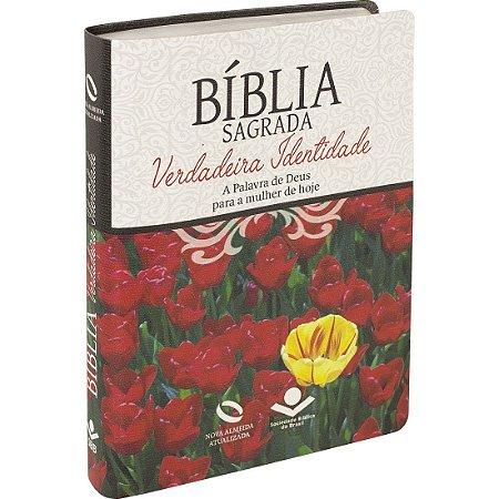 Bíblia Sagrada Verdadeira Identidade Nova Almeida Atualizada