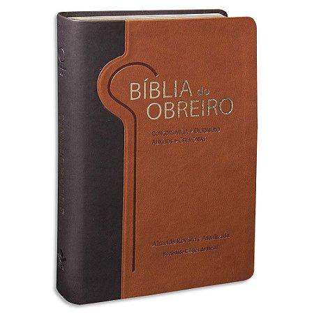 Bíblia do Obreiro com Concordância e Dicionário