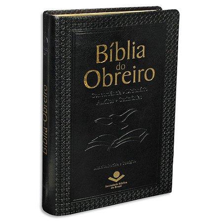 Bíblia do Obreiro Revista e Corrigida com Dicionário Bíblico