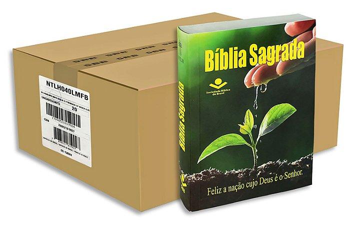 Bíblia NTLH para Evangelização - caixa com 20 unidades