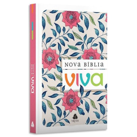 Nova Bíblia Viva Floral