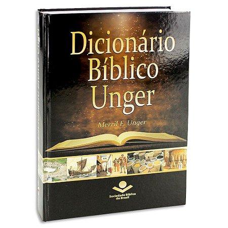 Dicionário Bíblico Unger
