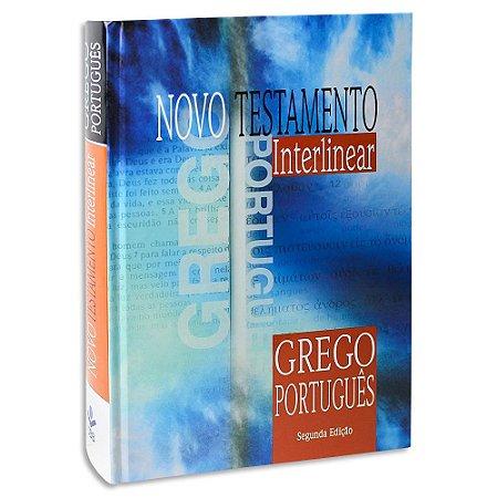 Novo Testamento Interlinear Grego-Português 2ª Edição
