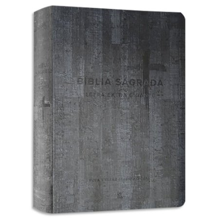 Bíblia Letra Extra Gigante NVI Azul