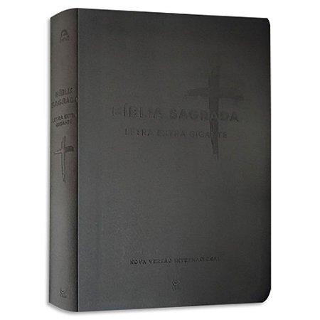Bíblia Letra Extra Gigante NVI Preta