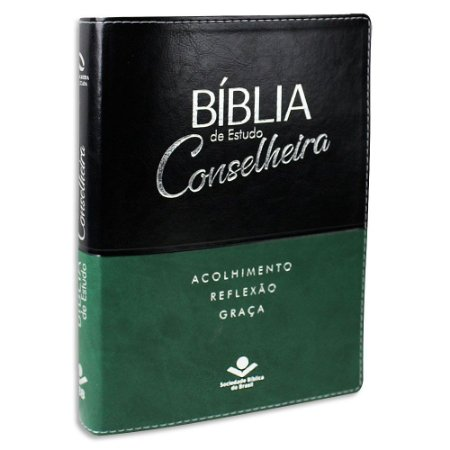 Bíblia de Estudo Conselheira Nova Almeida Atualizada