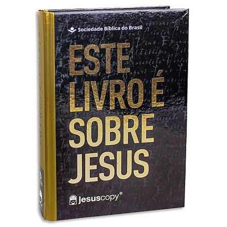 Bíblia Nova Almeida Atualizada Jesus