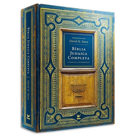 Bíblia Judaica Completa Capa Dura