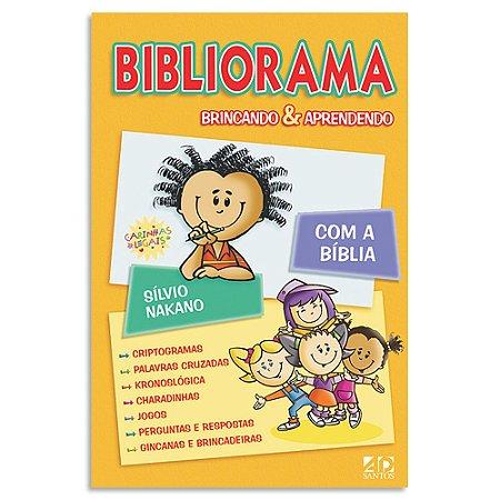 Bibliorama - Brincando e Aprendendo
