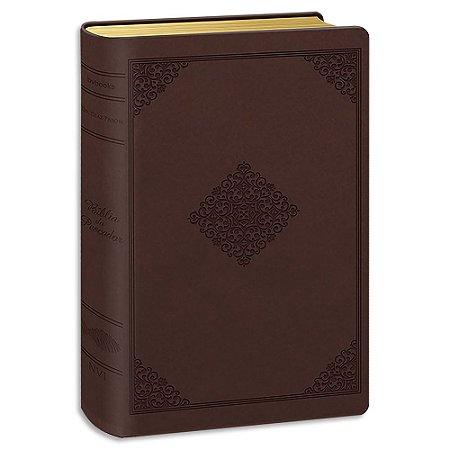 Bíblia do Pescador versão NVI Marrom