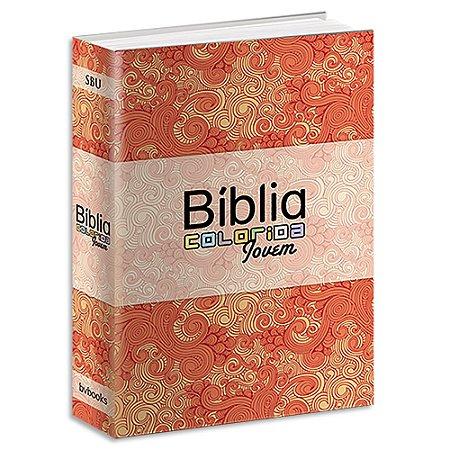 Bíblia Colorida Jovem Primavera