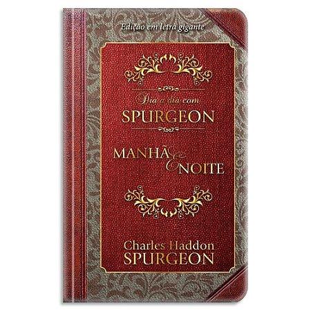 Dia a Dia com Spurgeon – Edição Letra Gigante + Box