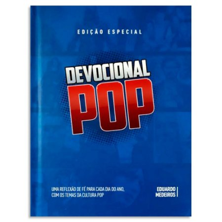 Devocional Pop - Azul