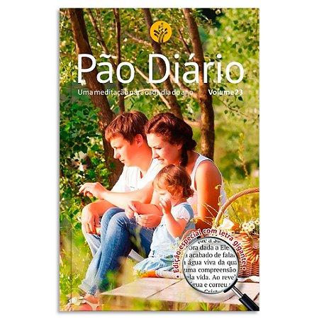 Pão Diário Vol. 23 – Capa Familia – Edição com Letra Gigante