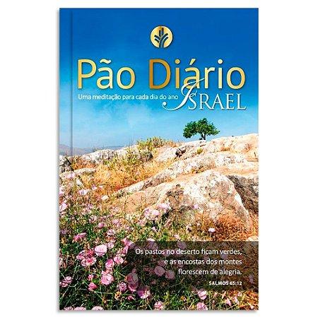 Pão Diário Vol. 23 – Capa Israel