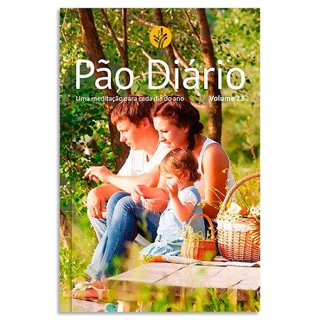 Pão Diário Vol. 23 – Capa Família