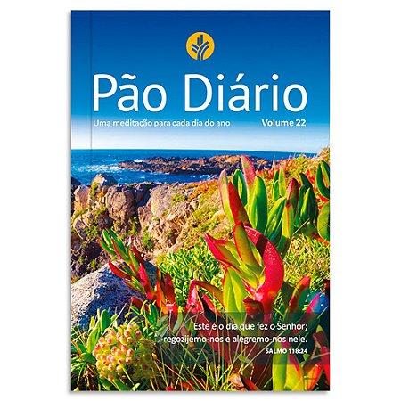 Pão Diário Vol. 22 Capa Paisagem