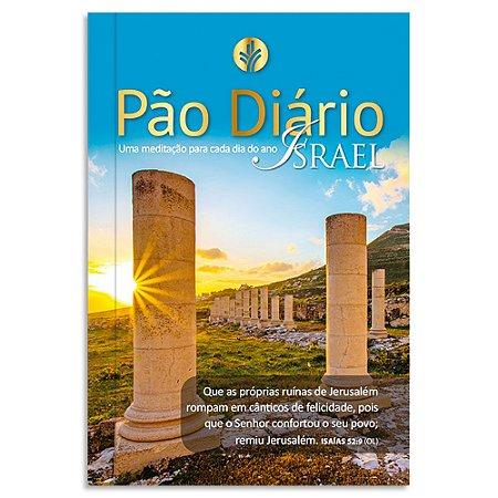 Pão Diário Vol. 22 – Capa Israel