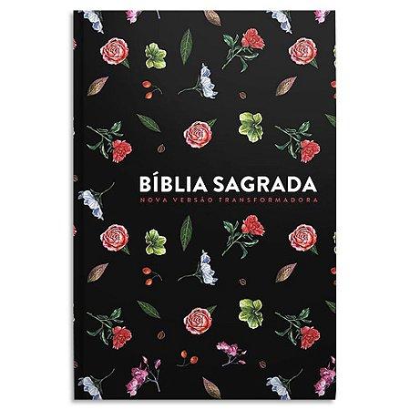 Bíblia NVT Letra Grande Flores do Campo