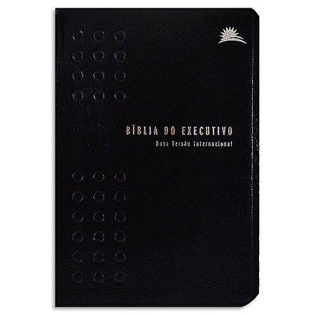 Bíblia do Executivo NVI Preta