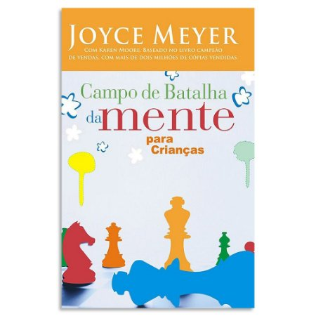 Campo de Batalha da Mente para Crianças de Joyce Meyer