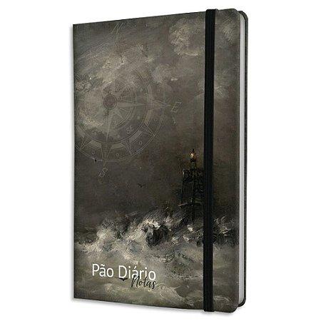 Caderno Pão Diário Notas - Farol