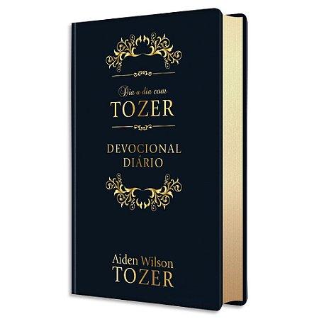Dia a Dia com Tozer - Capa Luxo
