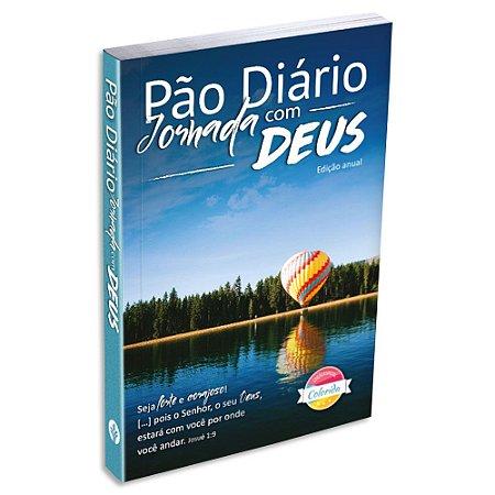 Pão Diário Jornada com Deus - Edição Anual